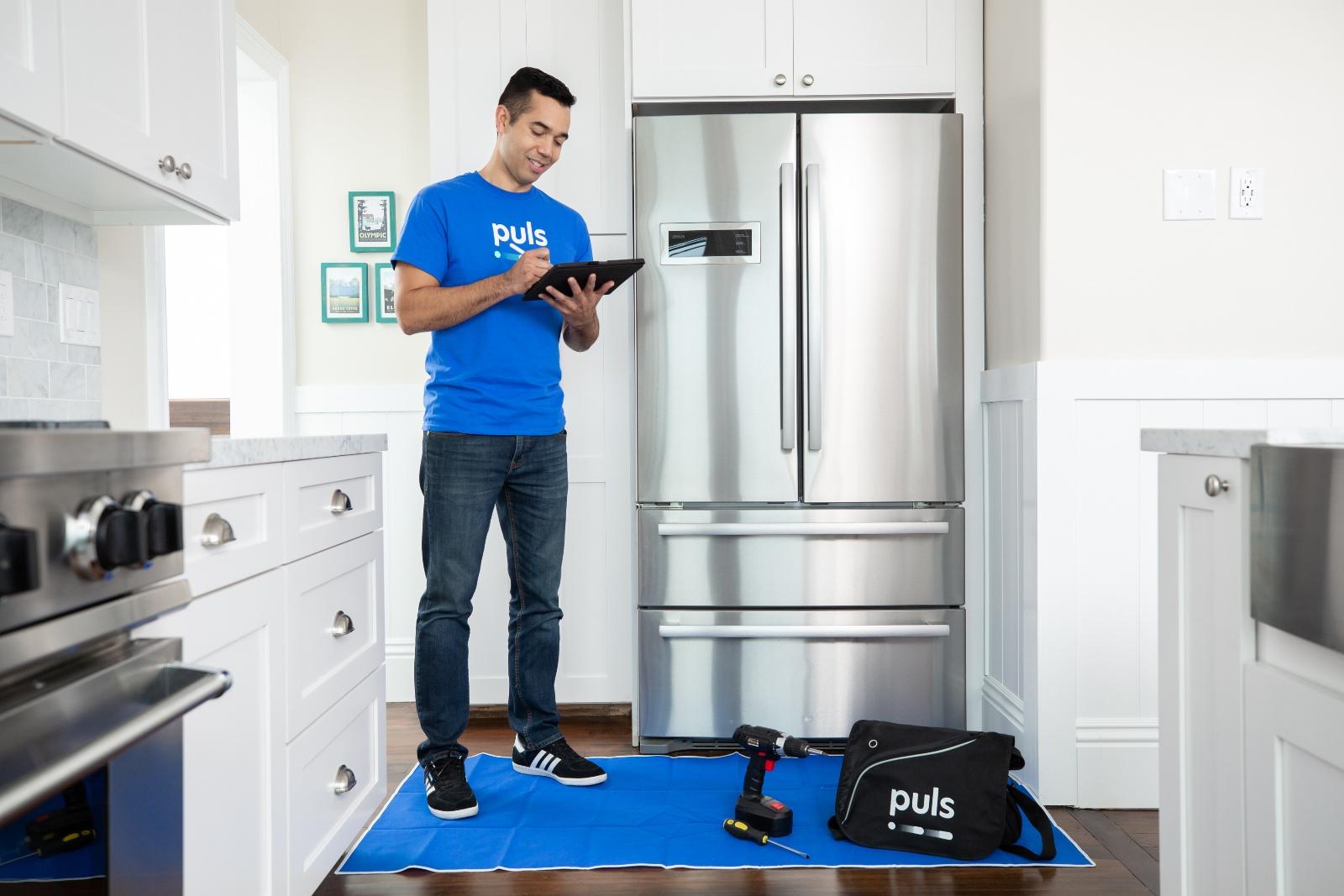 Puls refrigerator repair