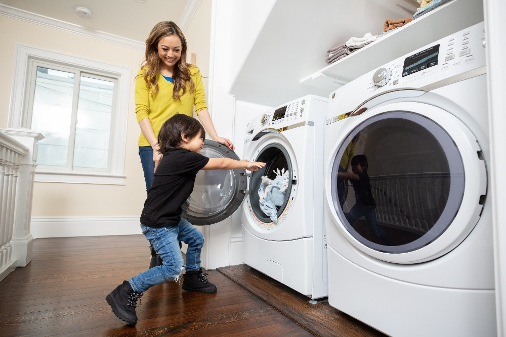diagnosing washing machine issues