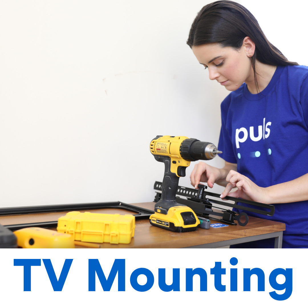 Puls TV Mounting