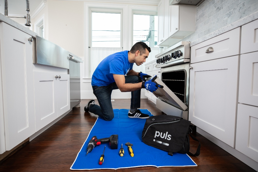 how to fix an oven or stove