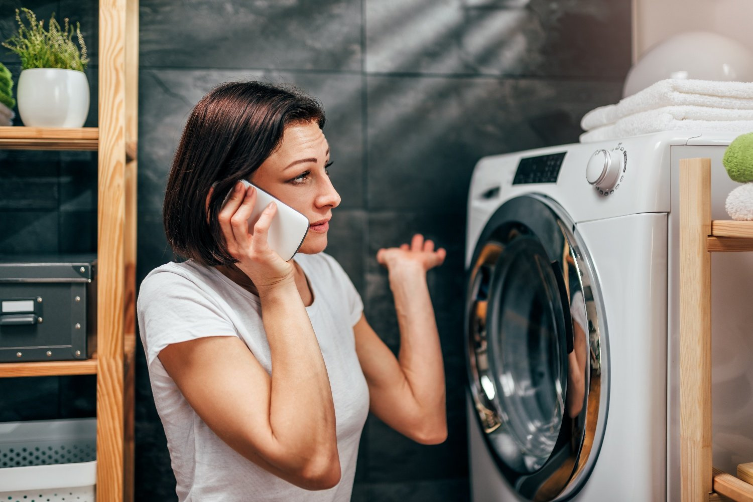 washing machine repair: how to diagnose the problem